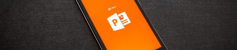 Advanced Microsoft PowerPoint 2016 Mobile